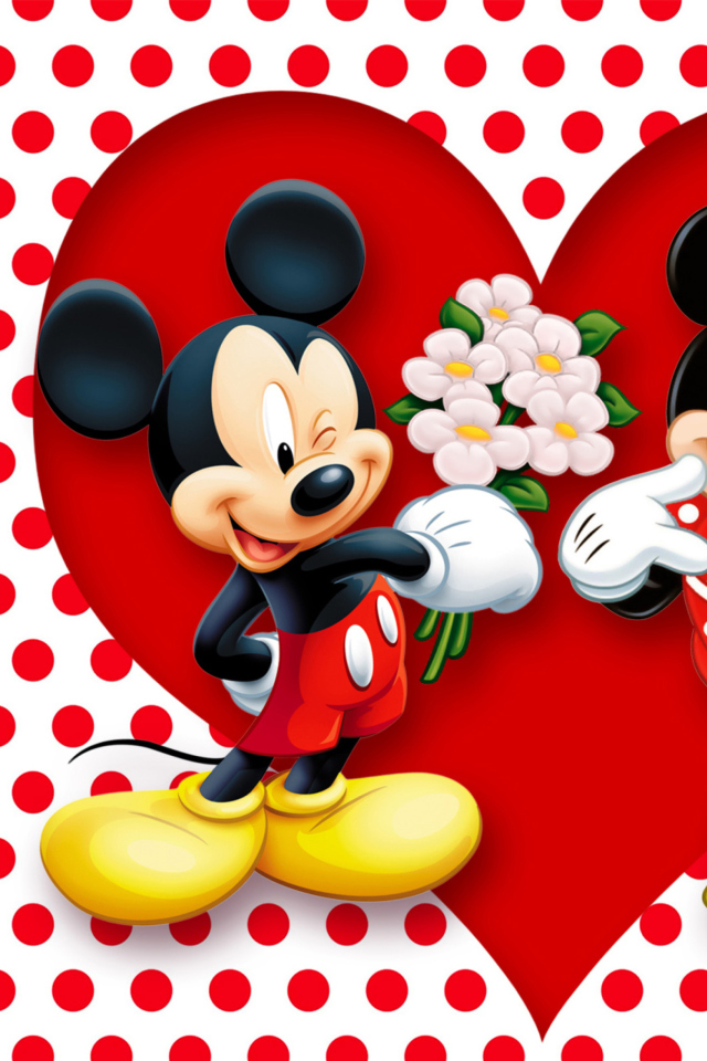 46 Minnie Mouse Iphone Wallpaper On Wallpapersafari