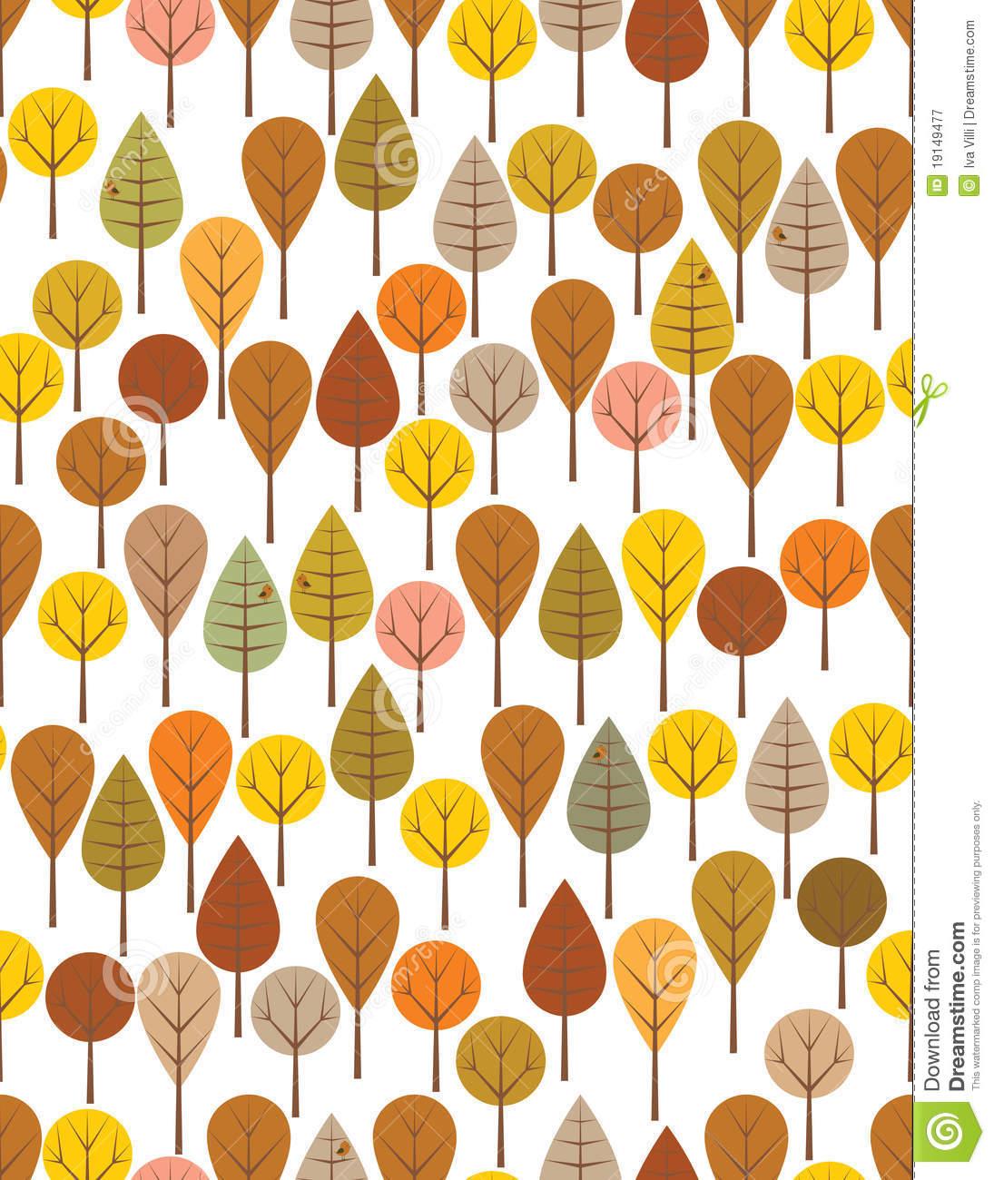 Cute Fall Backgrounds Autumn woods 1095x1300