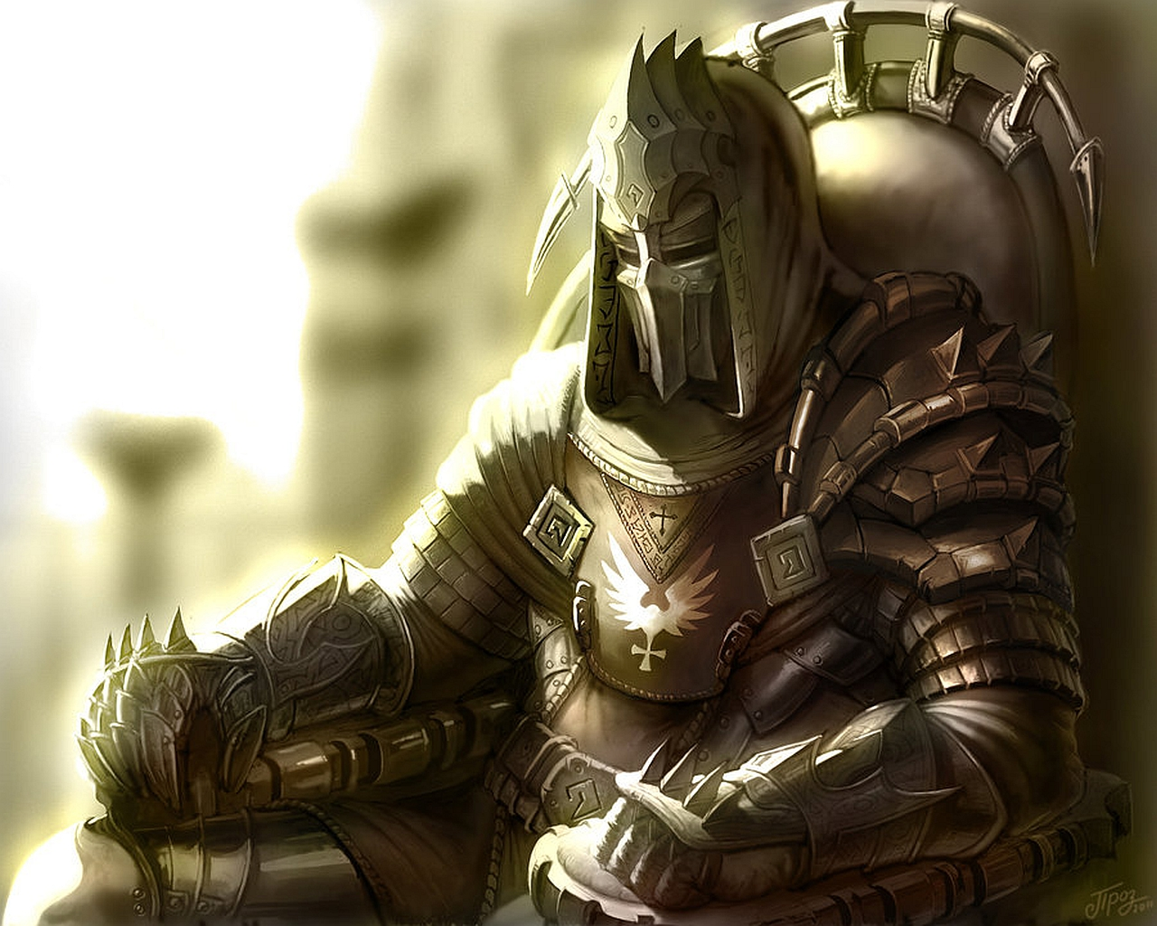 Warrior Wallpaper and Background Image 1280x1024 ID384021 1280x1024