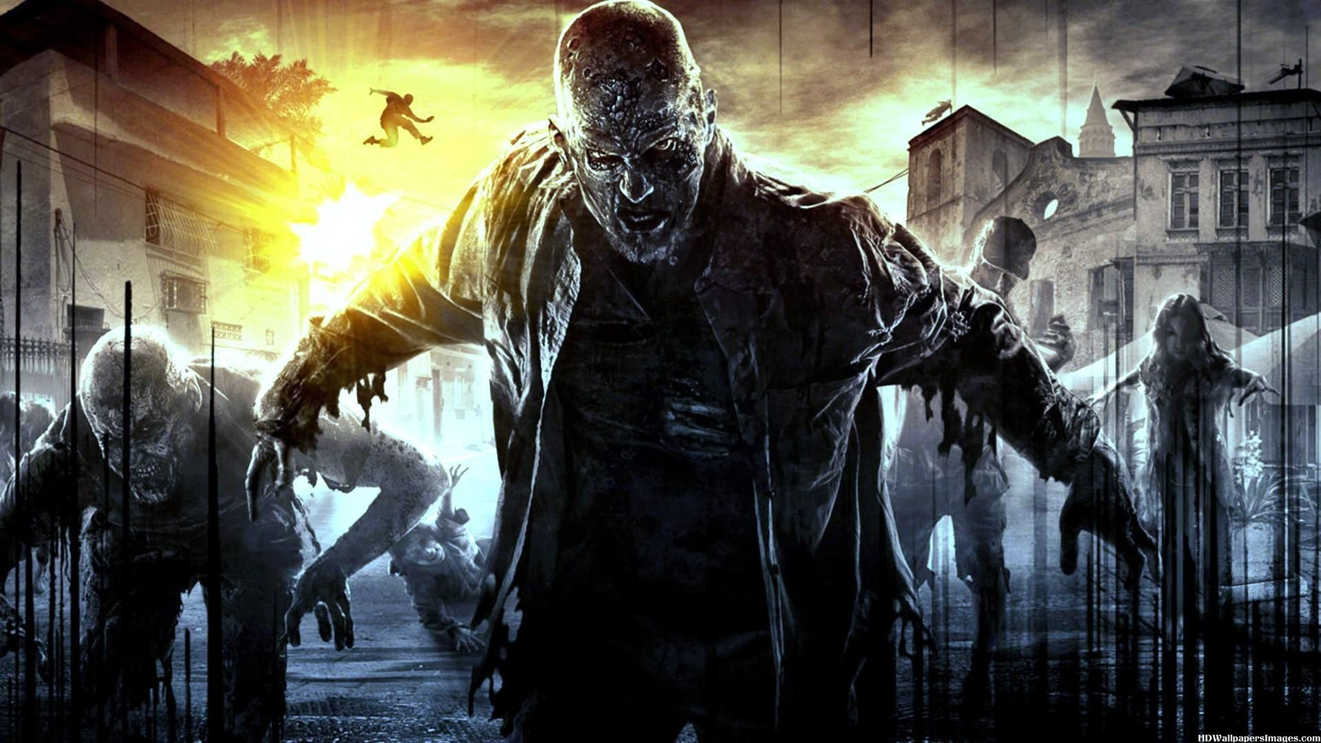 DYING LIGHT horror survival zombie apocalyptic dark action 1dlight rpg 1920x1080