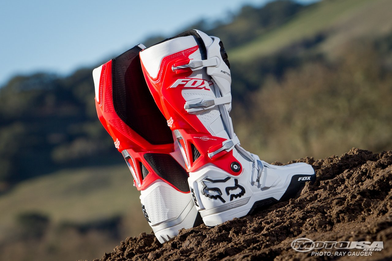 2012 Fox Racing Instinct Boots Review Picture 4 of 15   Motorcycle USA 1280x853