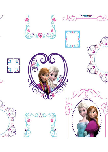 Rooms Disney Frozen Disney Frozen Bedroom Wallpaper   Frames 374x524