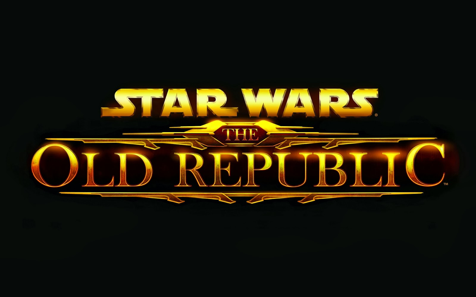 hd wallpapers swtor wallpaper star wars the old republic logo games 1600x1000