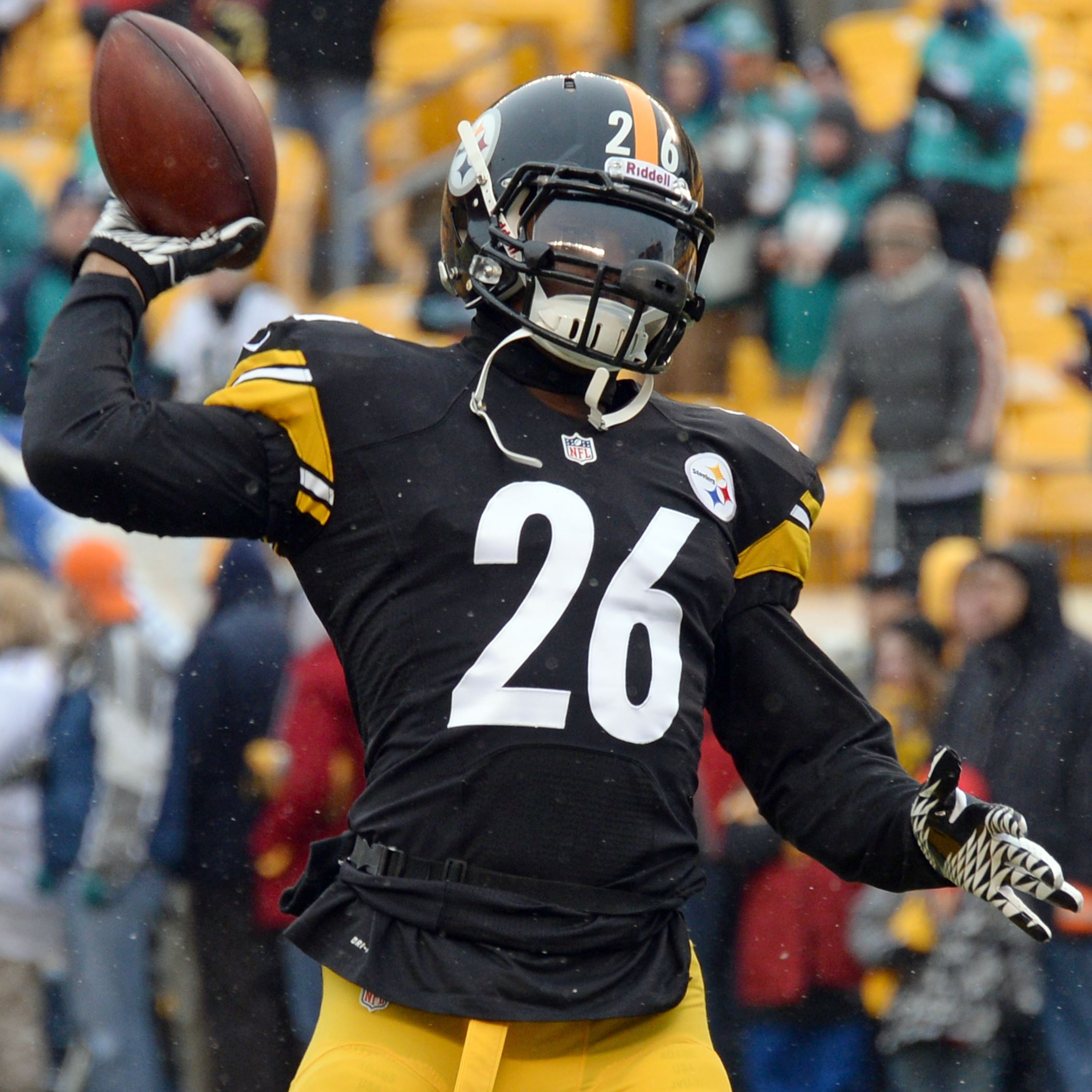Get the latest updated stats for Pittsburgh Steelers running back LeVeon Bell on ESPNcom