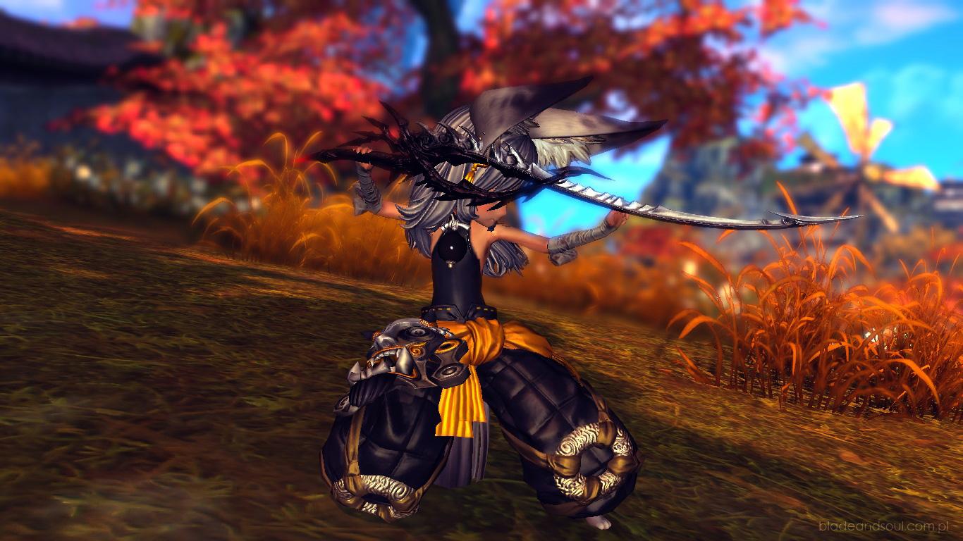 Blade Dancer Blade Soul Trkiye 1366x768