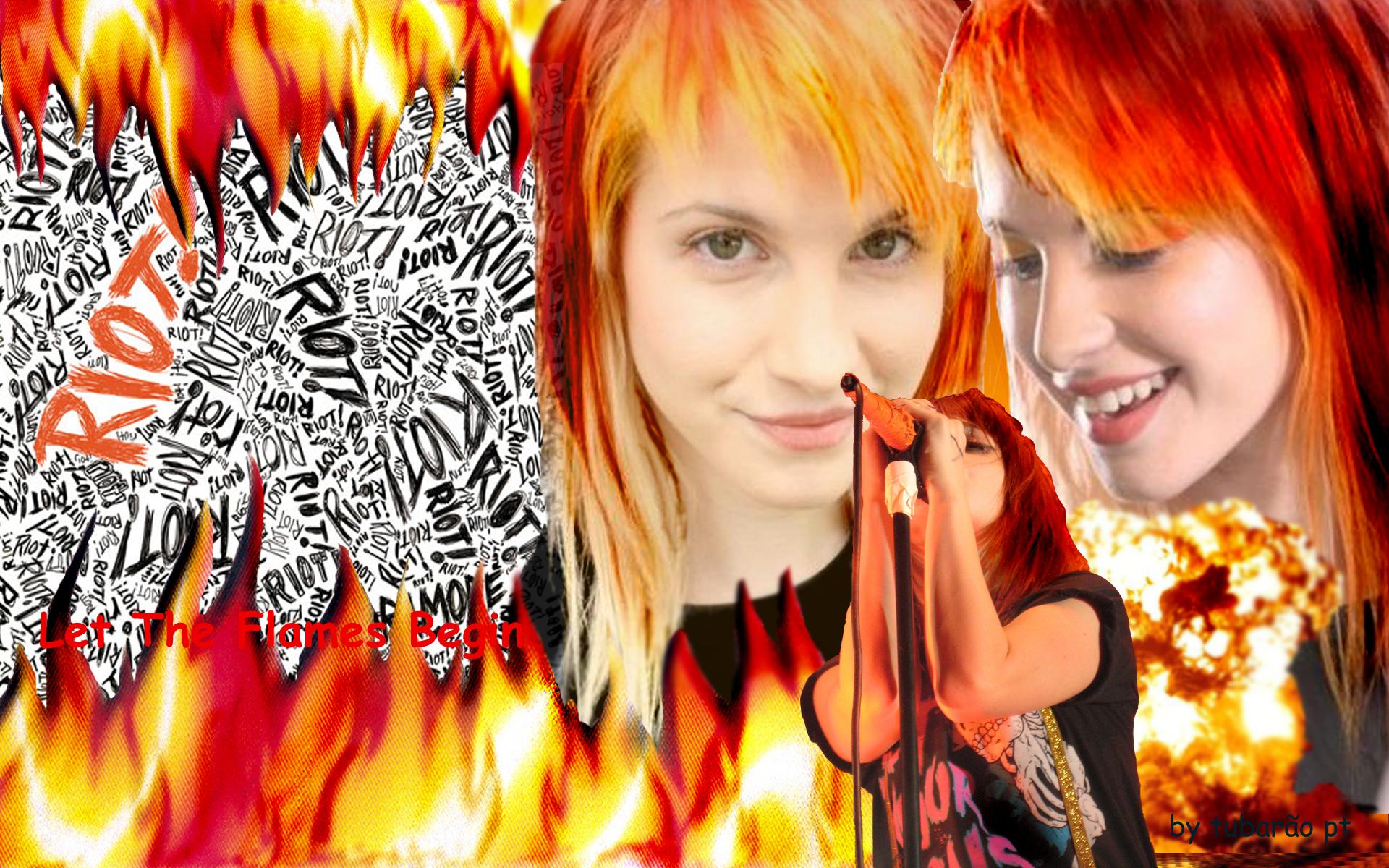 paramore - Paramore Wallpaper (1251545) - Fanpop