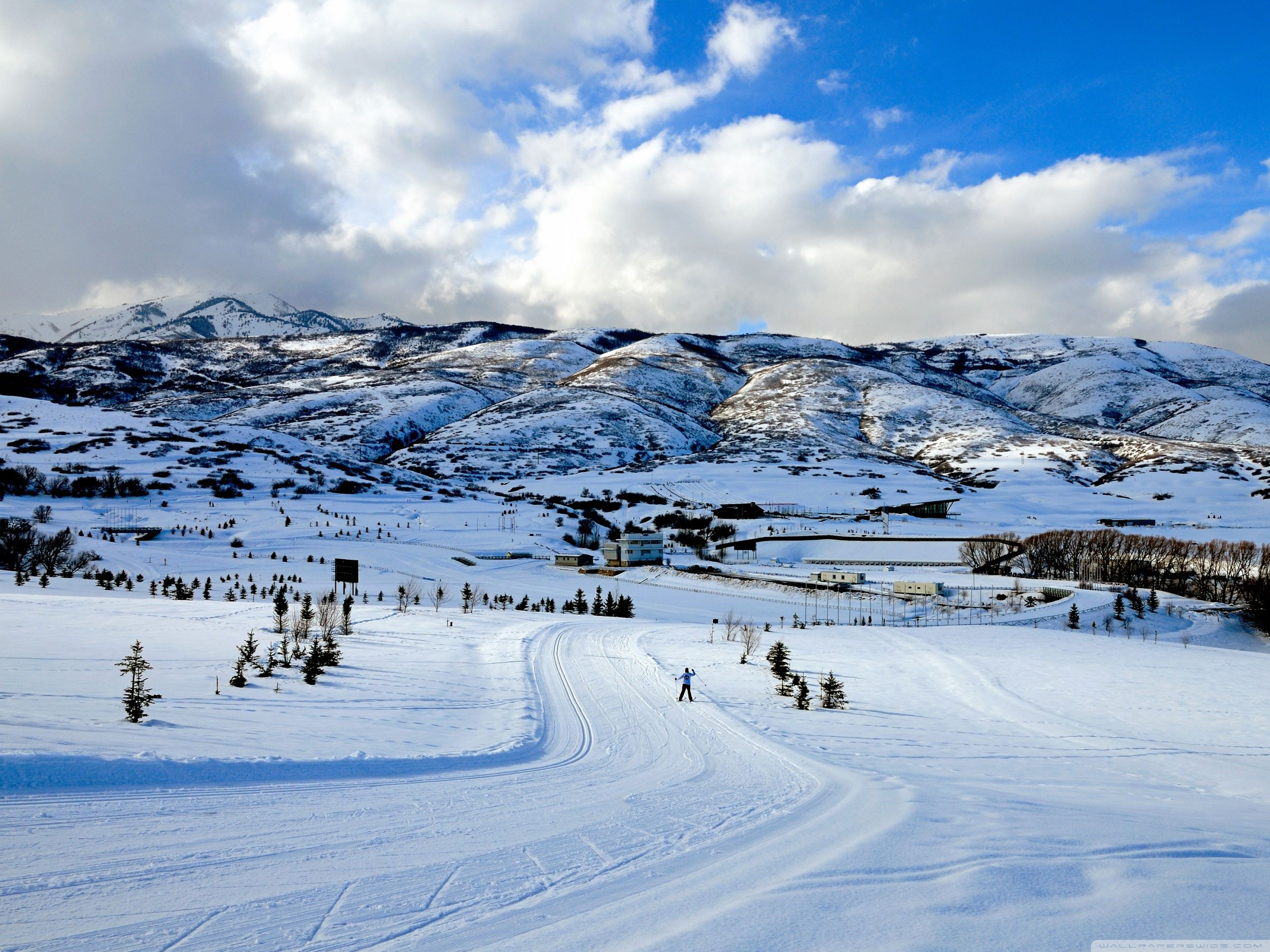 Ski Trails Wallpapers   Top Ski Trails Backgrounds 2800x2100