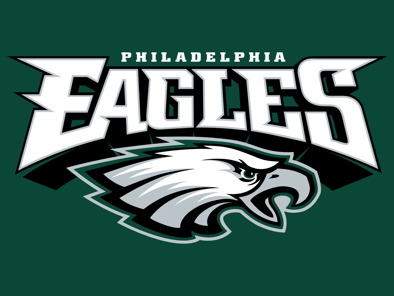 Philadelphia eagles background clipart   Clip Art Library 1365x1024