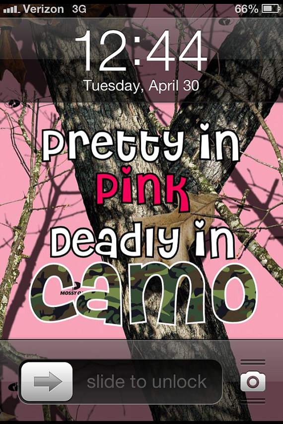 Pink Camo Wallpa 570x855