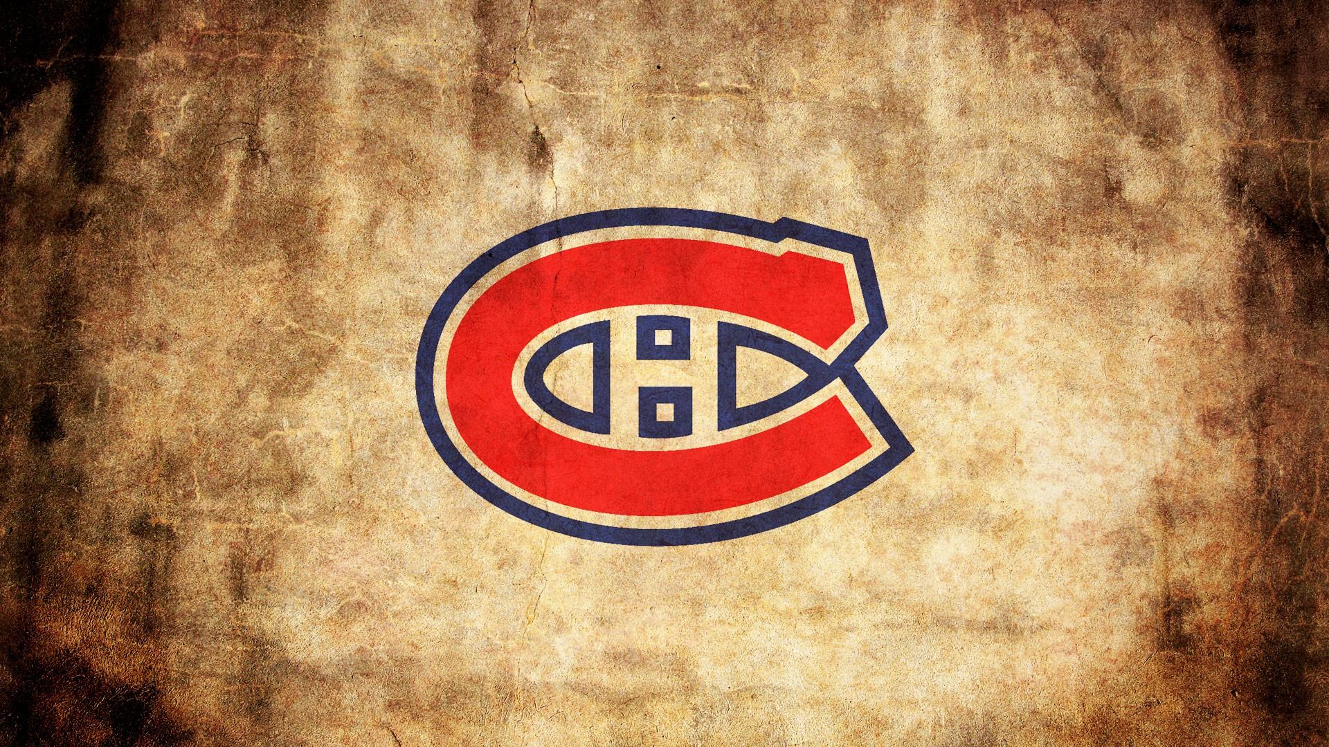 Wallpaper 1920x1080 Team Canada Hockey Montreal Quebec Canadiens 1920x1080
