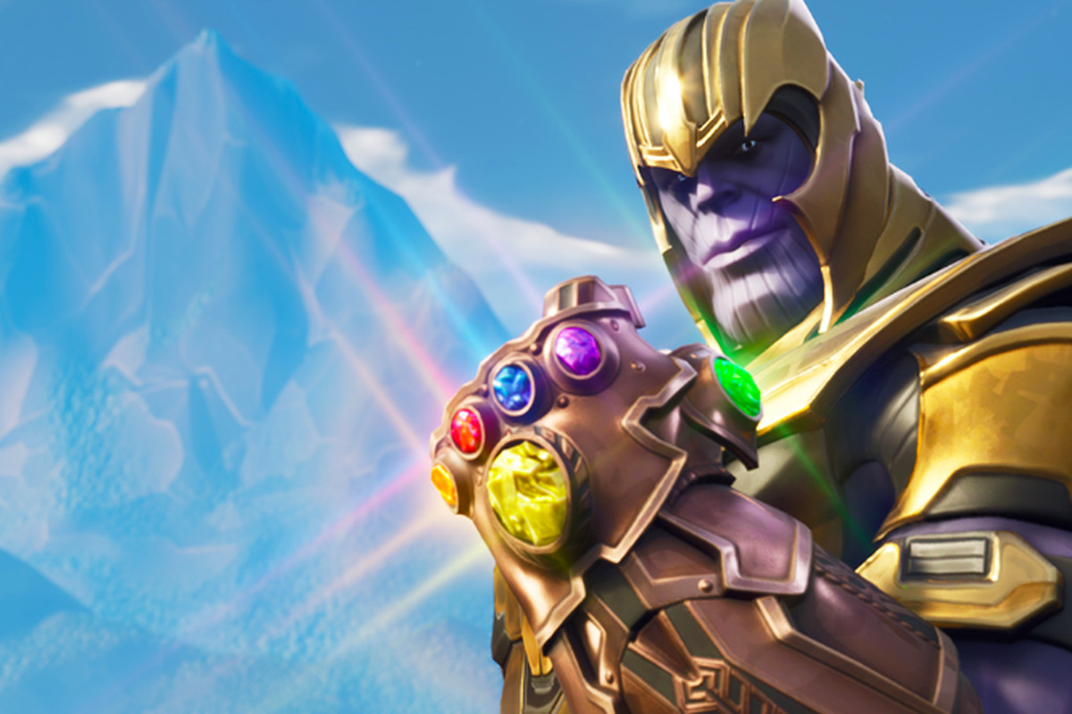 Thanos comes to Fortnite news updates and more   Polygon 1200x800