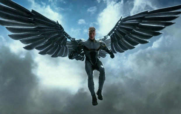 Men Apocalypse Ben Hardy As Warren Worthington III click to view 620x390