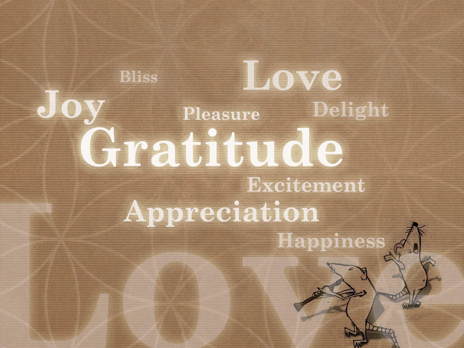 wednesday wallpaper gratitude brings - photo #26