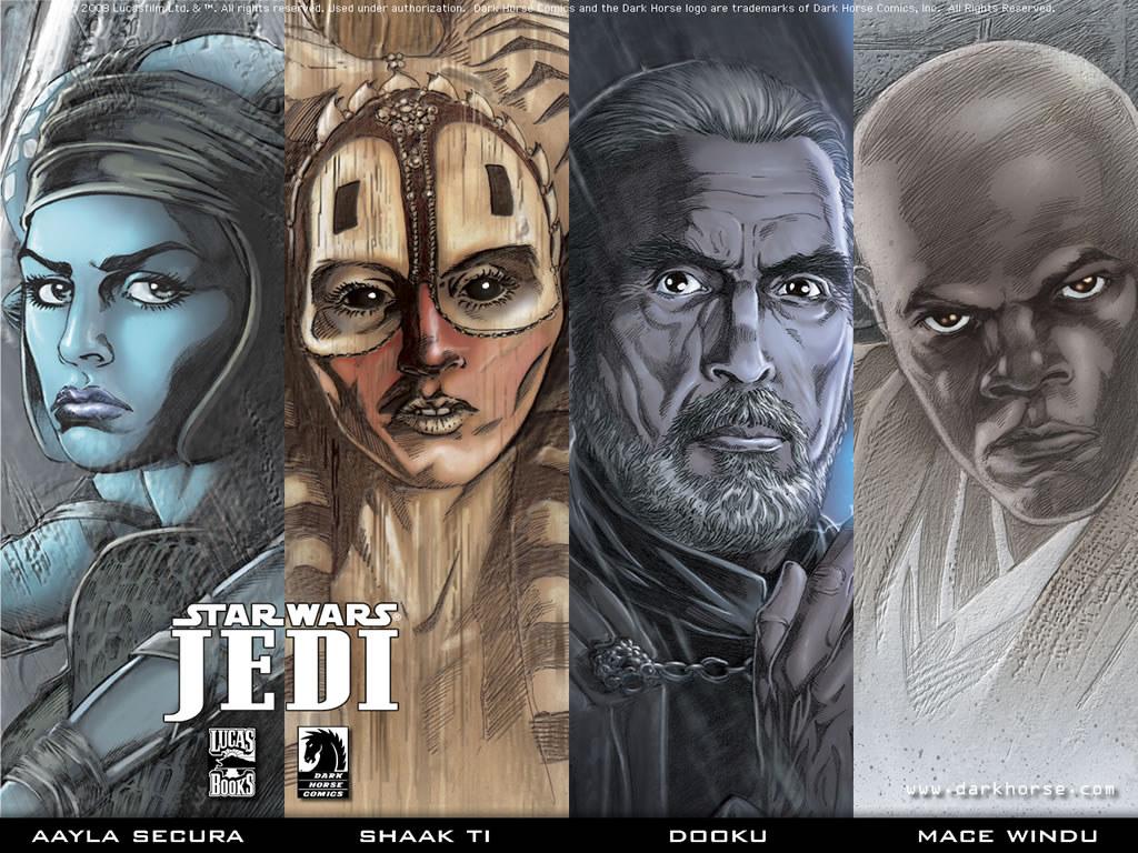 Star Wars Saga Wallpapers   Star Wars Wallpaper 25671360 1024x768