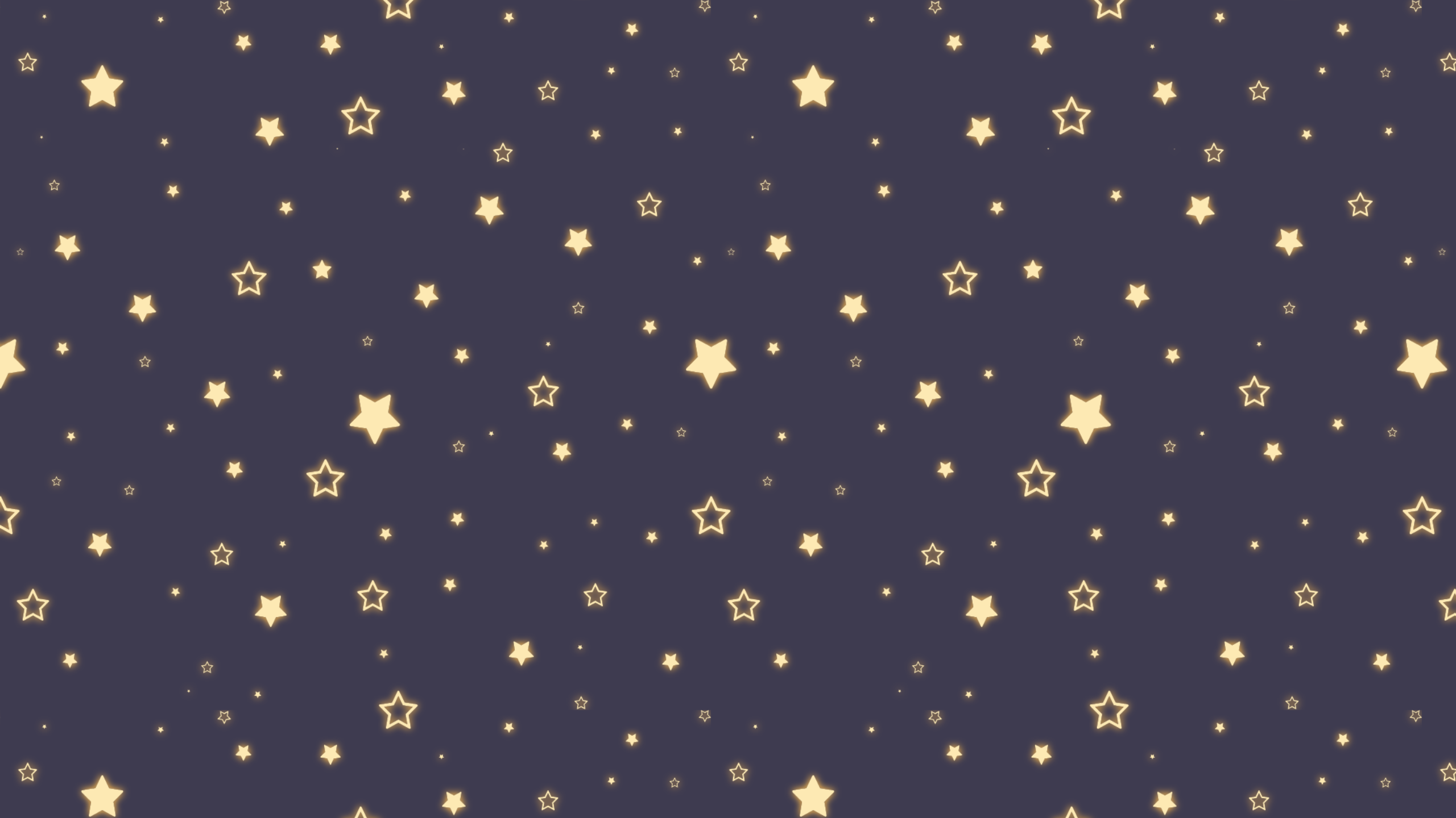 Design A Glowing Star Pattern And Turn It Into A Background 2560x1440