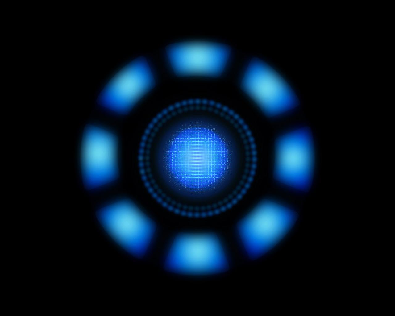 minimalistic iron man arc reactor desktop 1920x1200 hd wallpaper 1280x1024