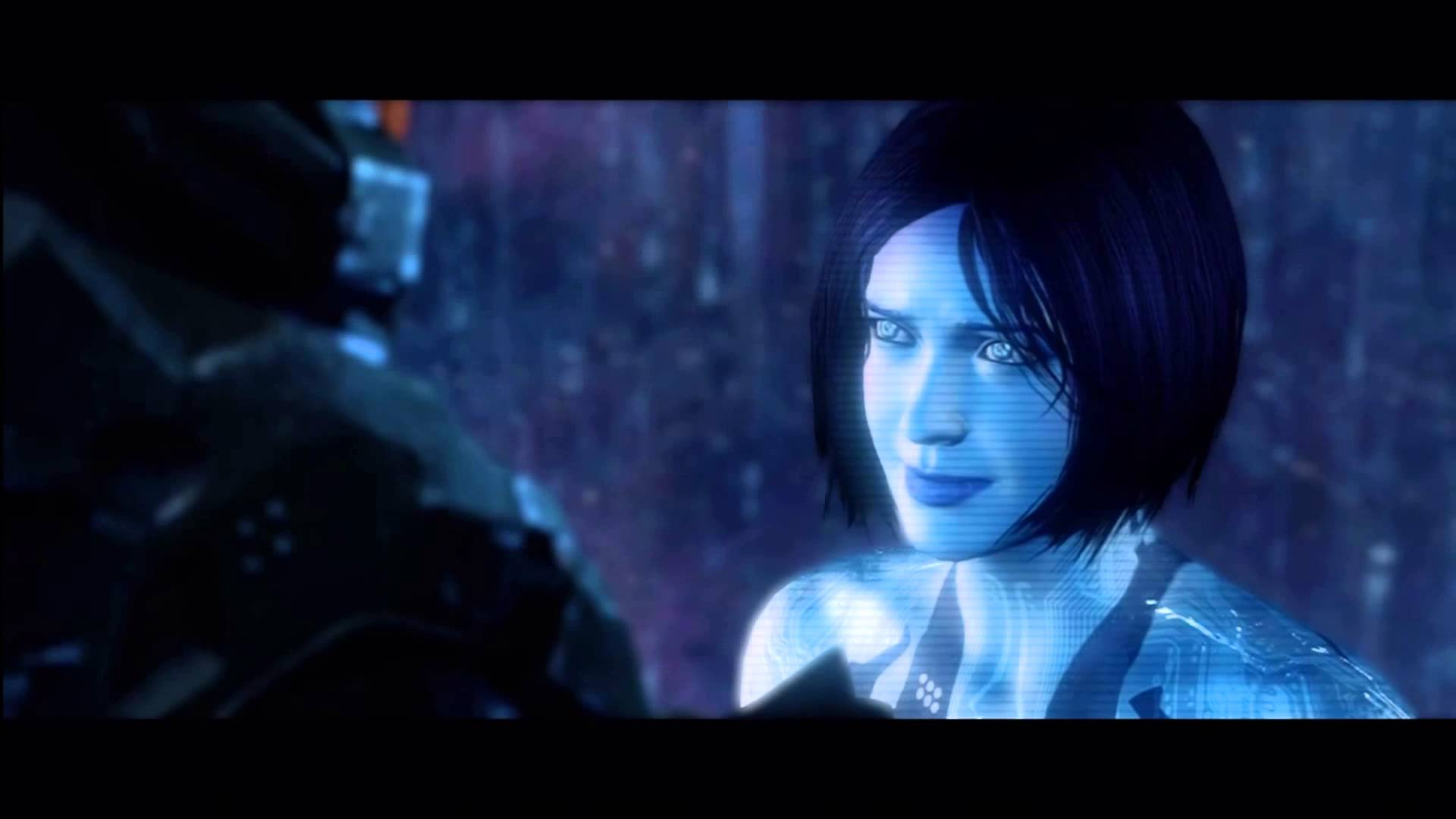 Halo 4 Cortana Wallpapers Hd Wallpapers backgrounds Download 1920x1080