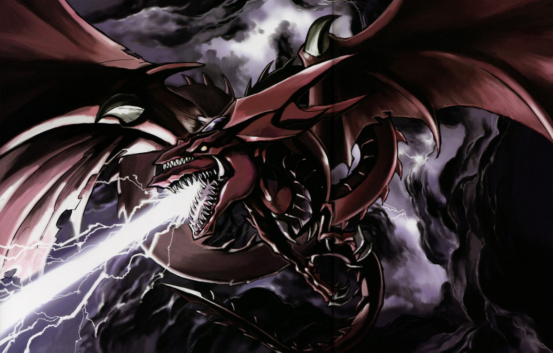 Wallpaper dragon art mouth Yu Gi Oh images for desktop 1332x850