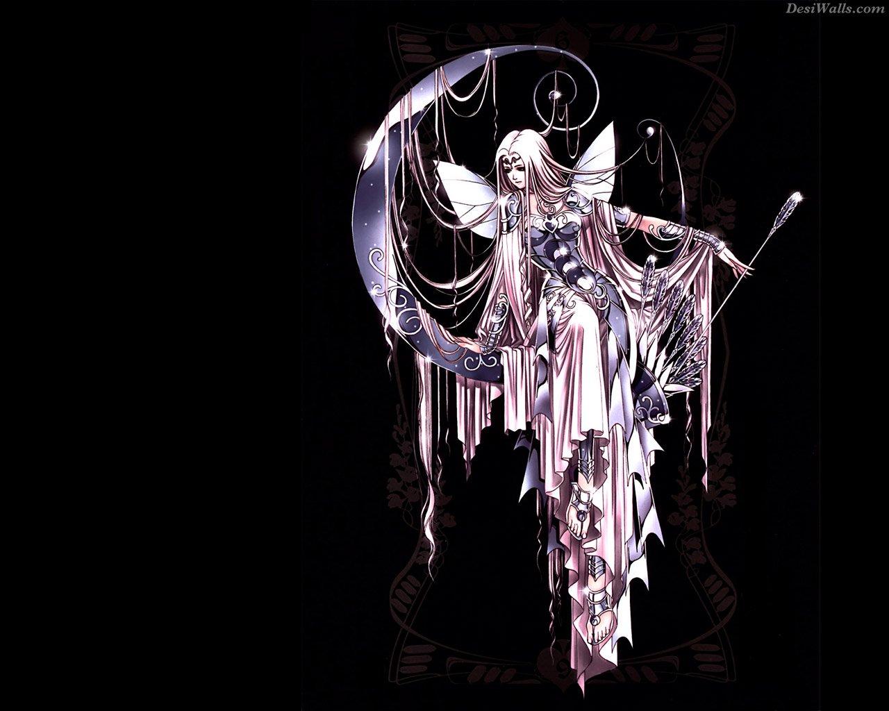 Dark Moon Goddess wallpaper   ForWallpapercom 1280x1024