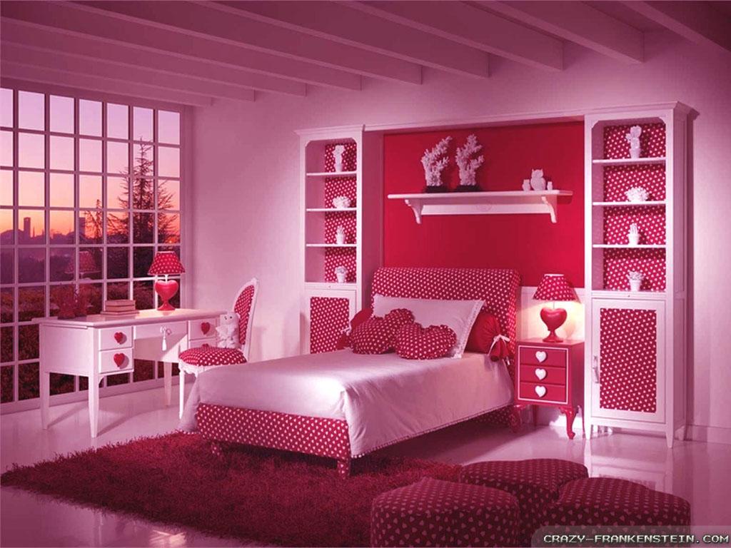 Girls Bedroom Wallpaper 2 Industry Standard Design 1024x768