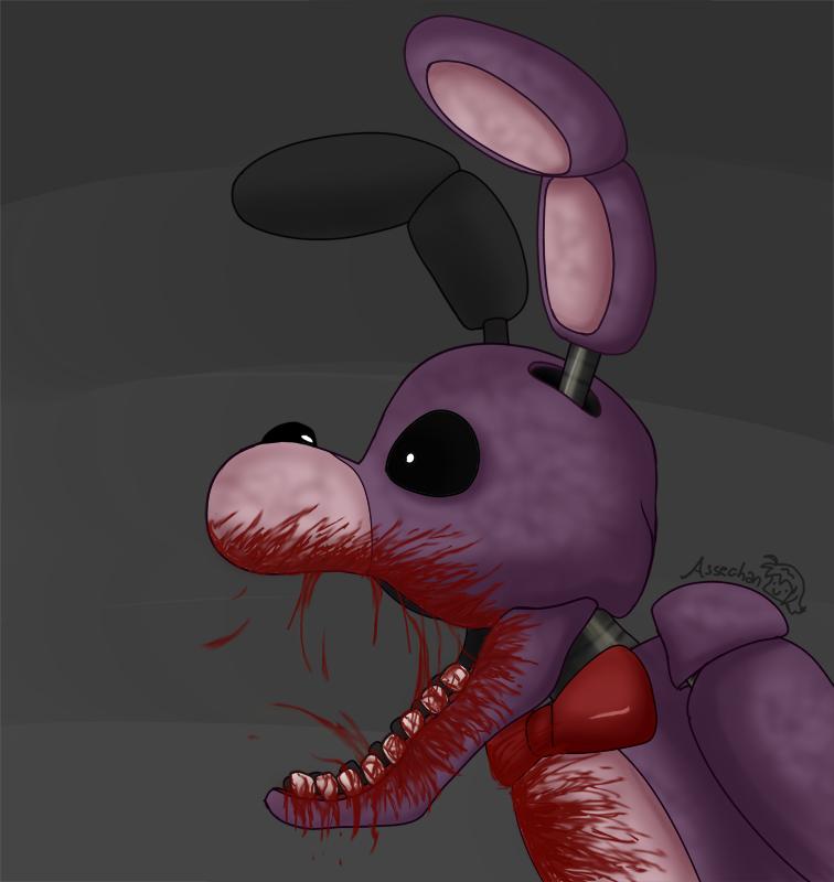 Bonnie Bunny by Assechan 756x800