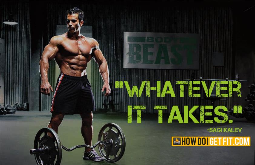 Body Beast 2 Lazy 4 the Gym 842x546
