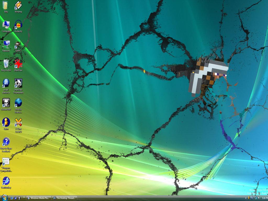 Minecraft Beyond borders by dante231 on deviantART 1024x768