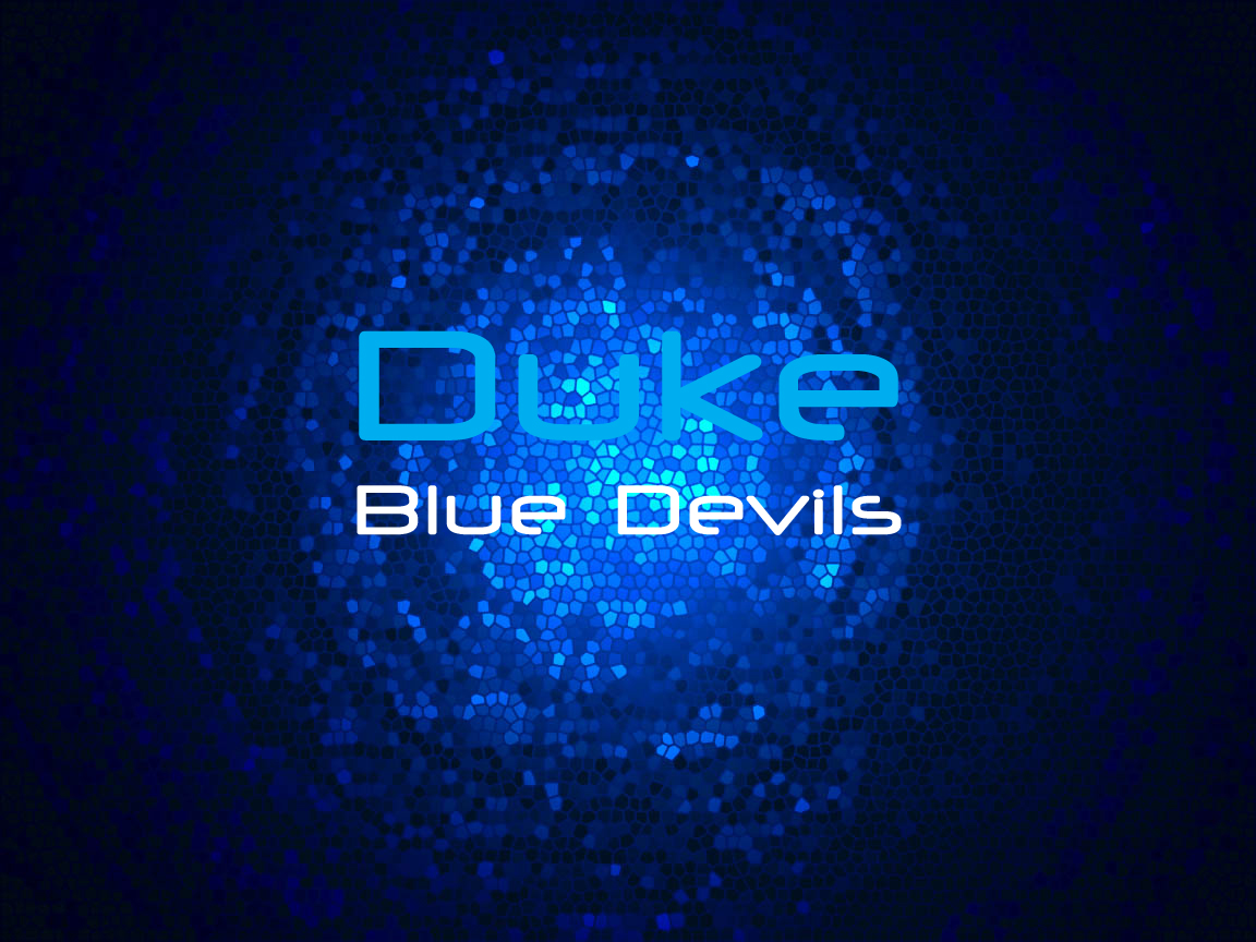 duke blue devils by chamith7 customization wallpaper abstract 2002 1152x864