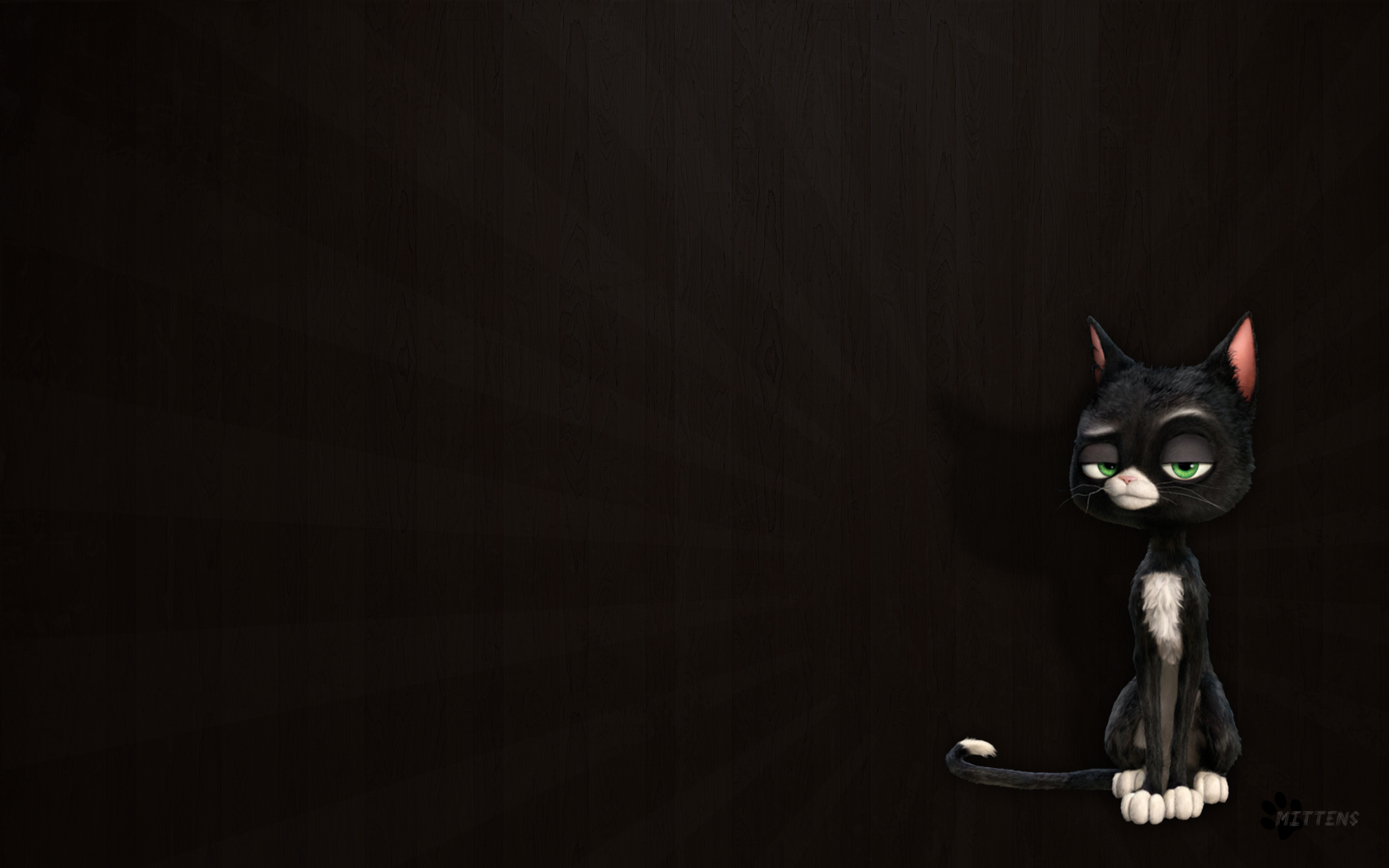 Mittens Wallpaper by King Billy on deviantART 1680x1050