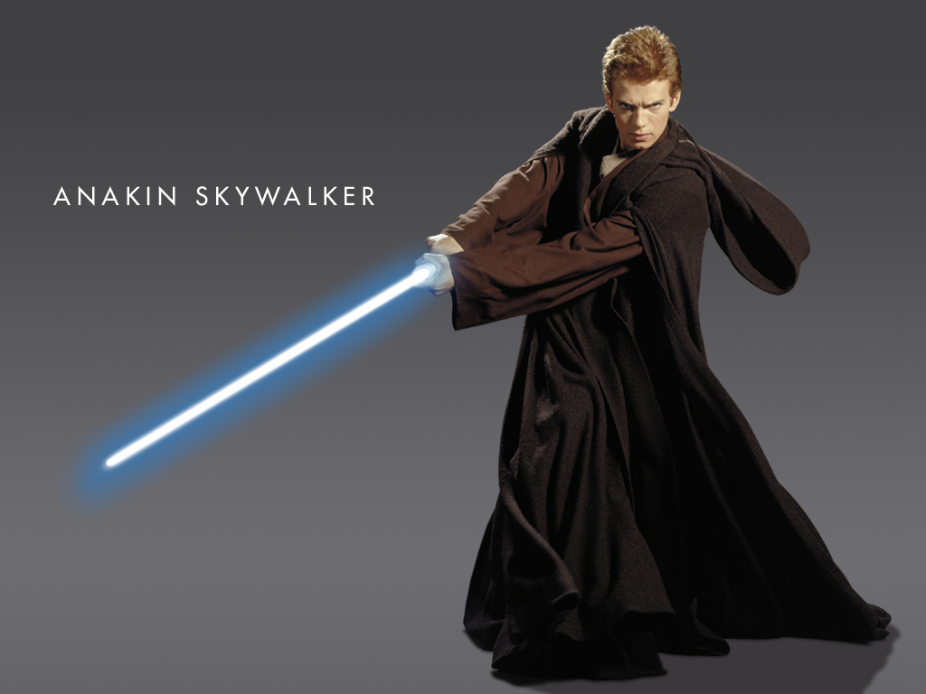 Wallpaper Anakin SkyWalker Star Wars fond dcran Anakin SkyWalker 1024x768