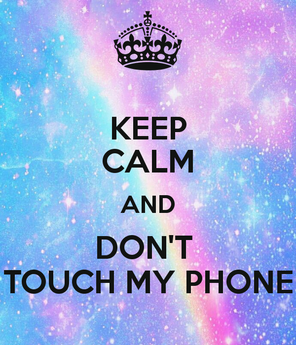 49+ Don't Touch My Phone Wallpaper on WallpaperSafari