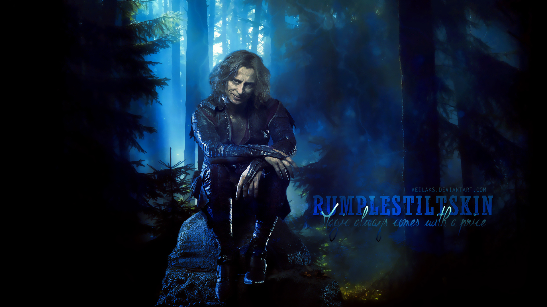 Free Download Once Upon A Time Images Rumpelstiltskin Hd Wallpaper