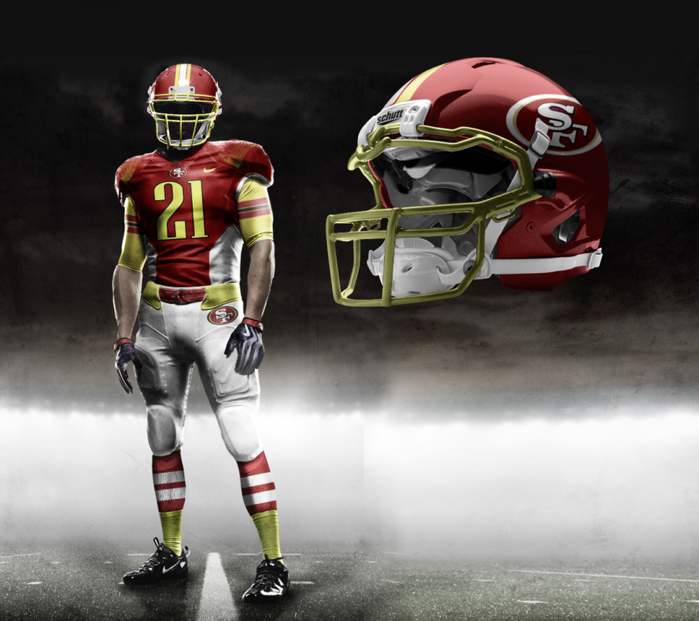 49ers 2015 Wallpapers 1000x889
