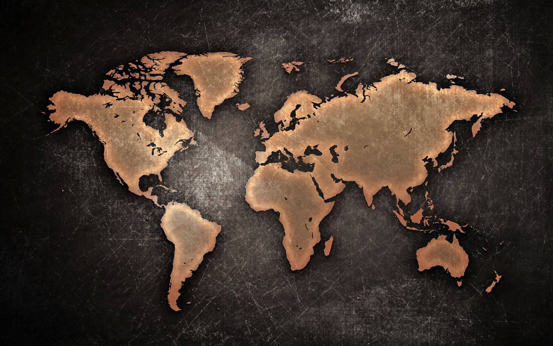 Images World Map Wallpapers HD Pictures Desktop Earth World 1920x1200