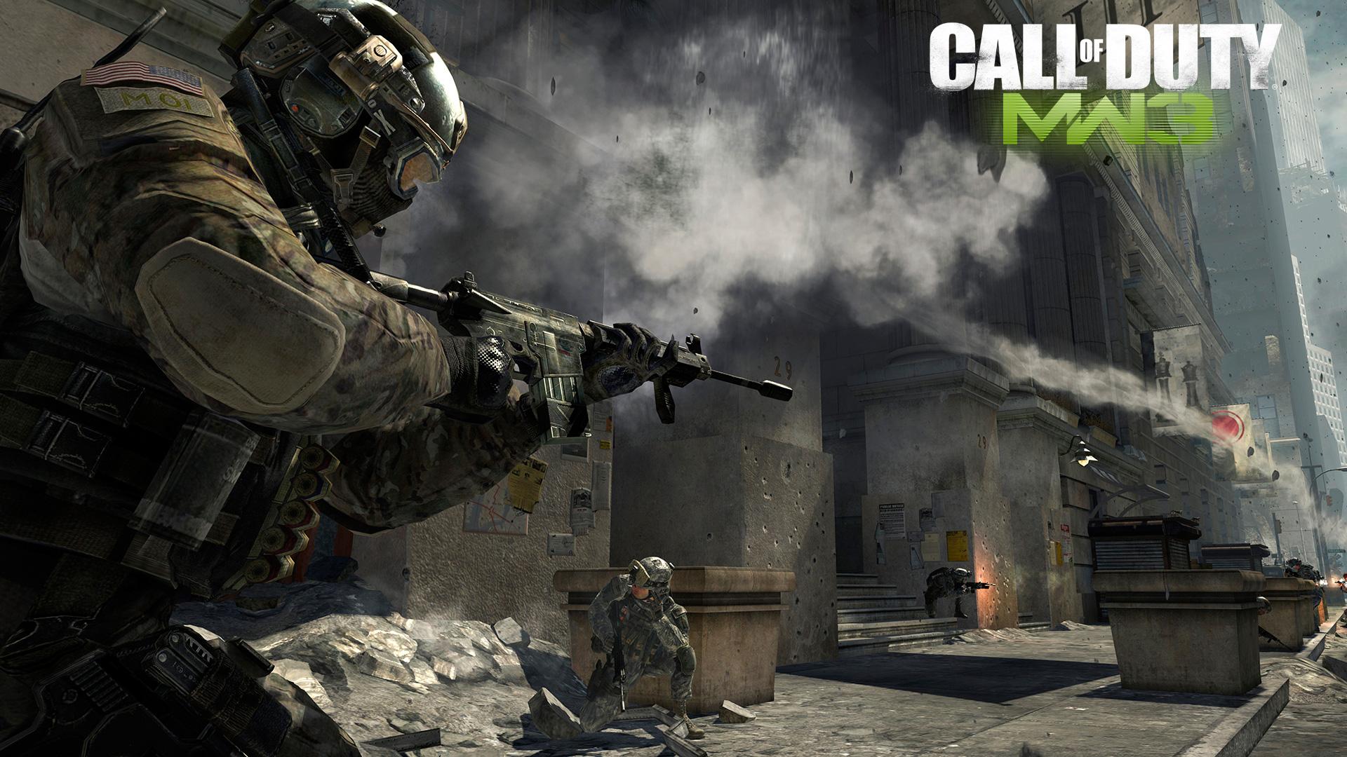 Free Download Call Of Duty Modern Warfare 3 Shooting 01 Hd