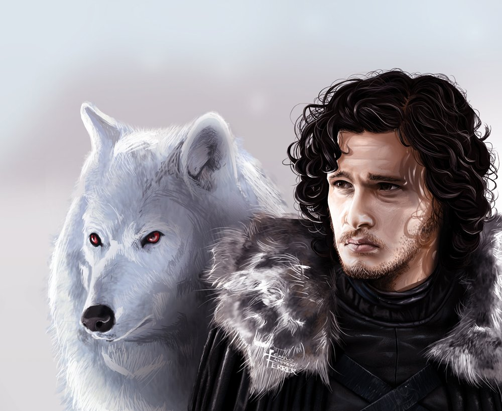 Jon Snow Wallpaper HD on WallpaperSafari