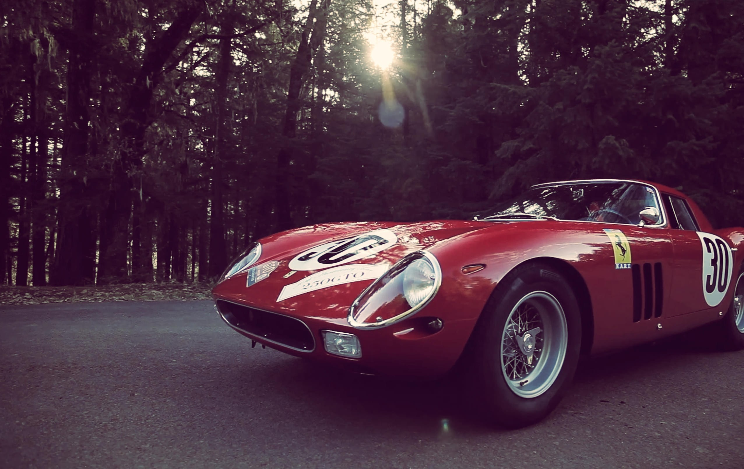 Ferrari 250 GTO Wallpaper 24   [2553x1611] 2553x1611