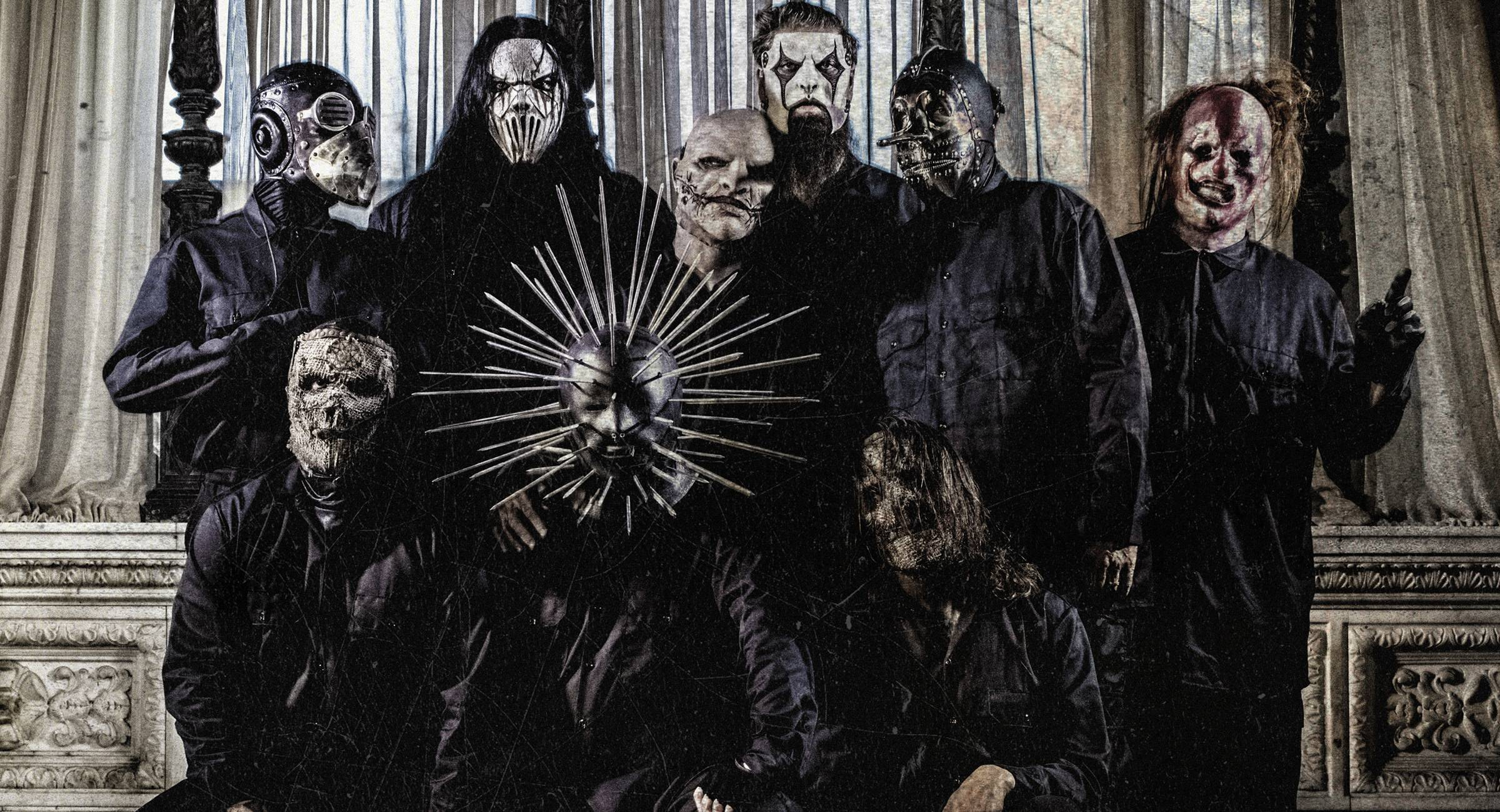 Slipknot Logo Wallpapers 2015 2400x1300