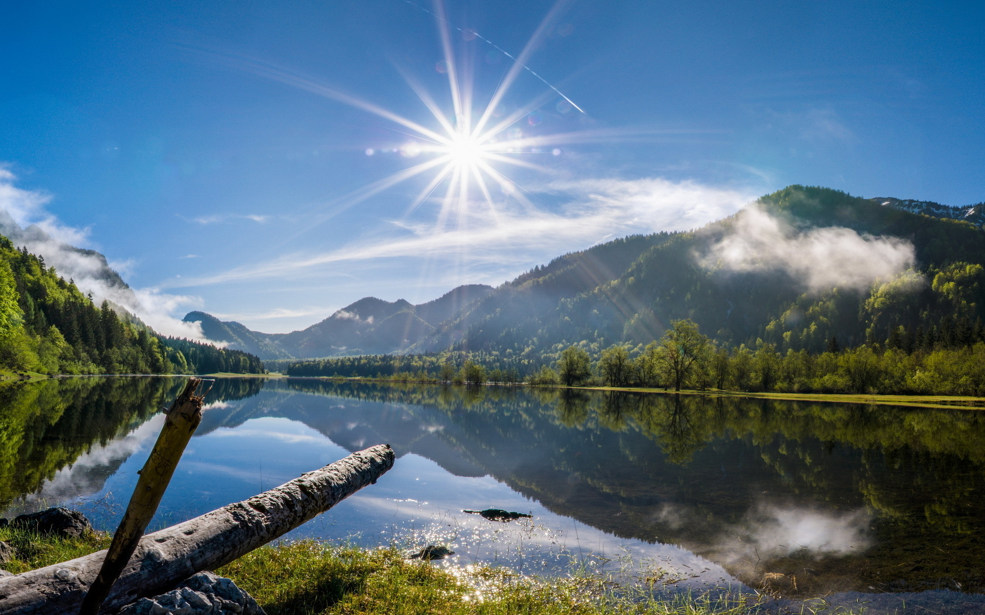 download Summer in mountains 1920 x 1200 Nature Photography 1920x1200