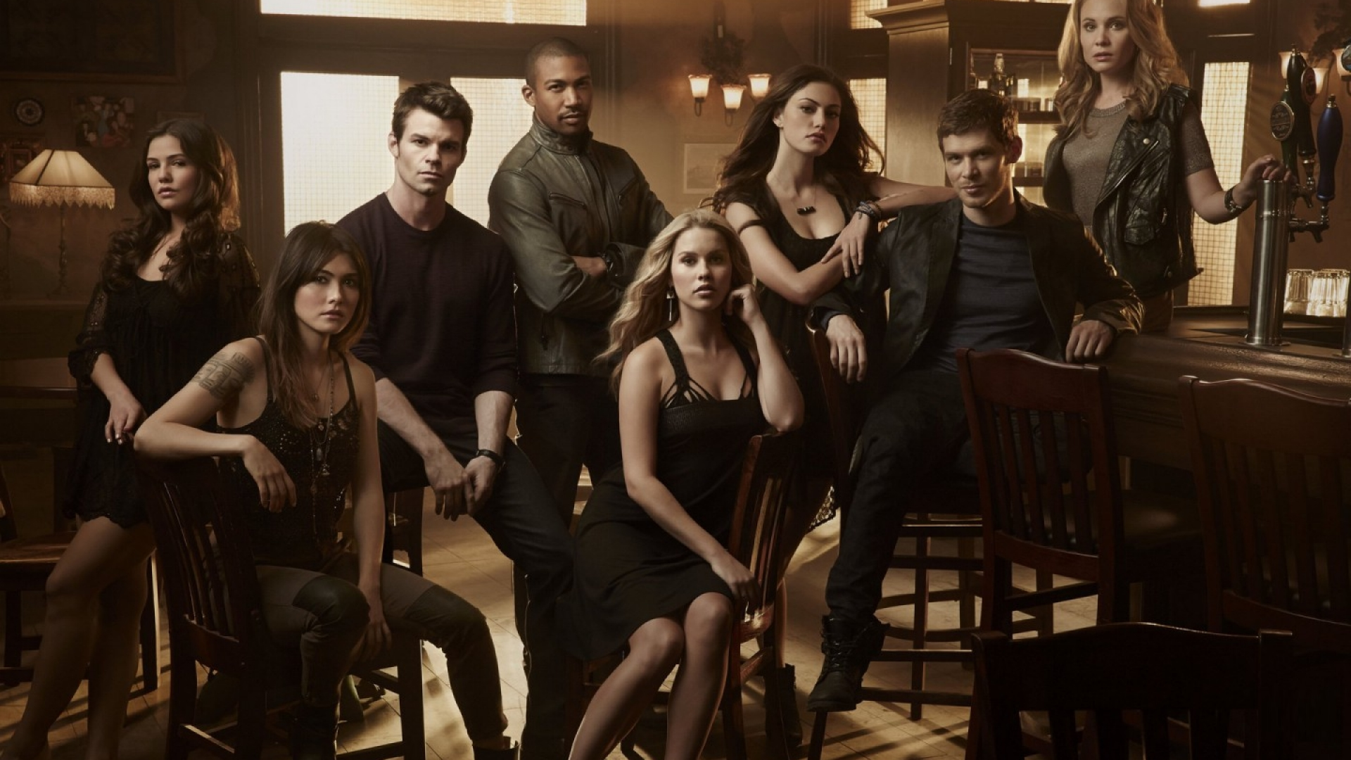The Originals Cw Wallpaper Wallpapersafari