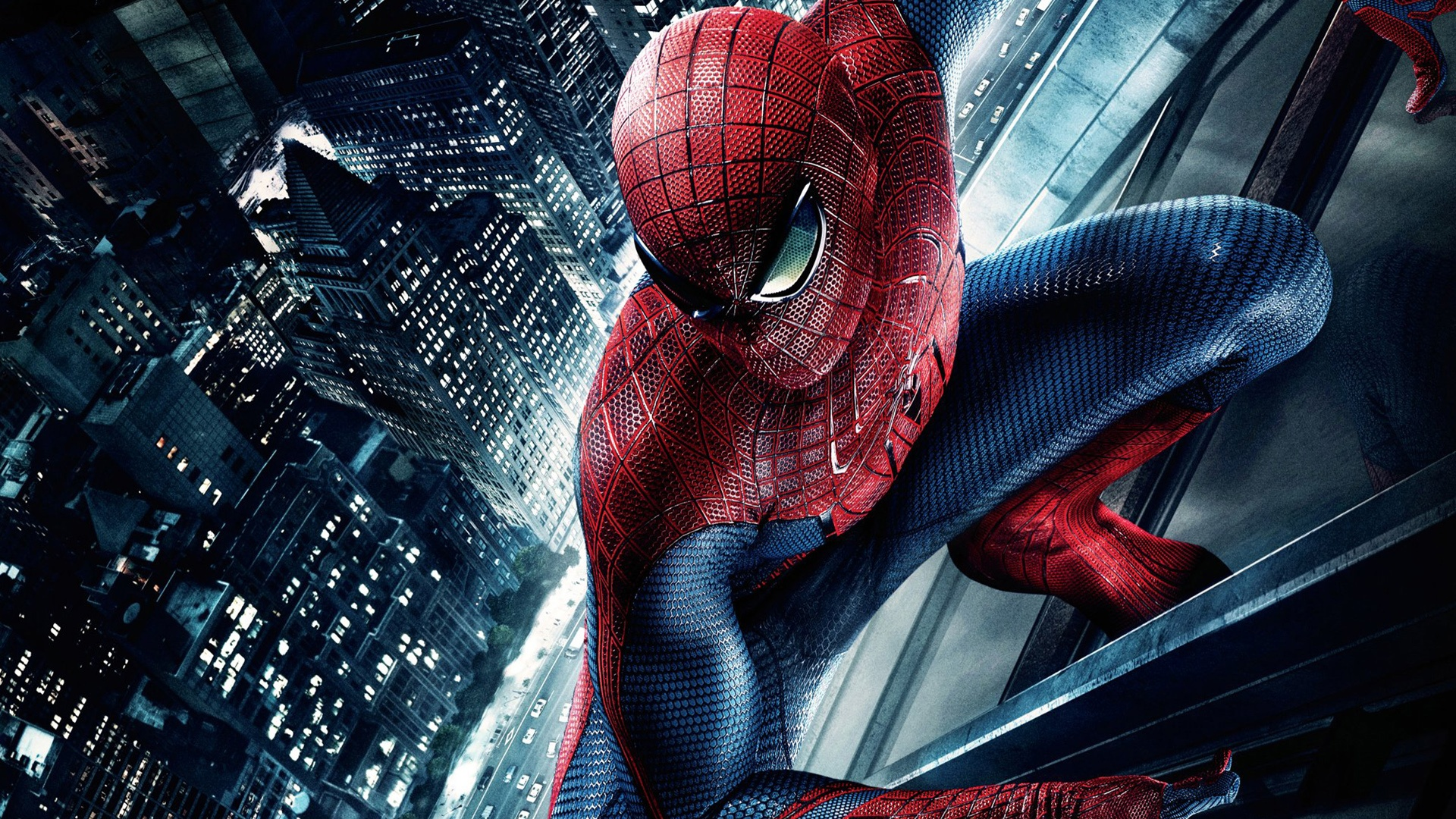 Some awesome wallpapers of the new Spiderman movies 1920x1080