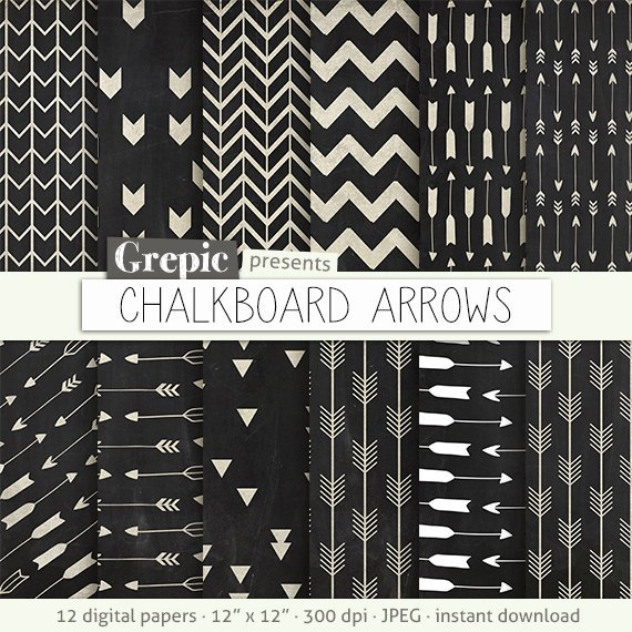 white arrow patterns tribal archery triangles backgrounds on black 570x570