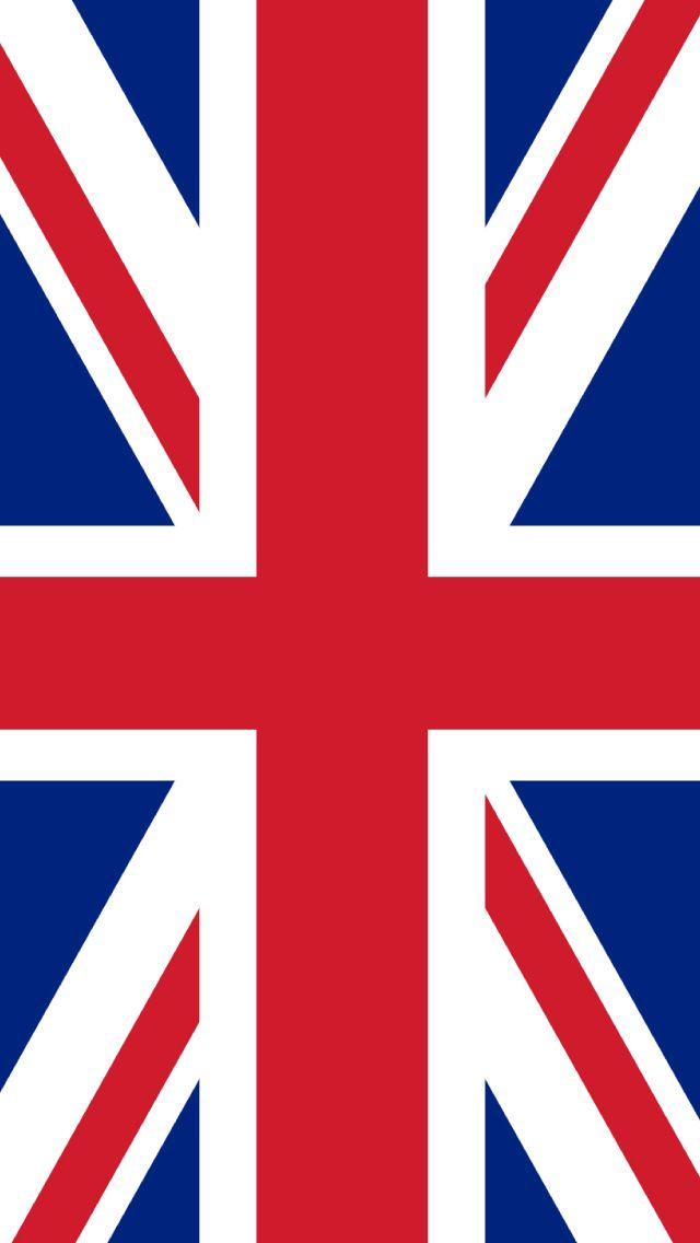 UK Flag Drawn iPhone 5s Wallpaper wallpaper mobile Pinterest 640x1136