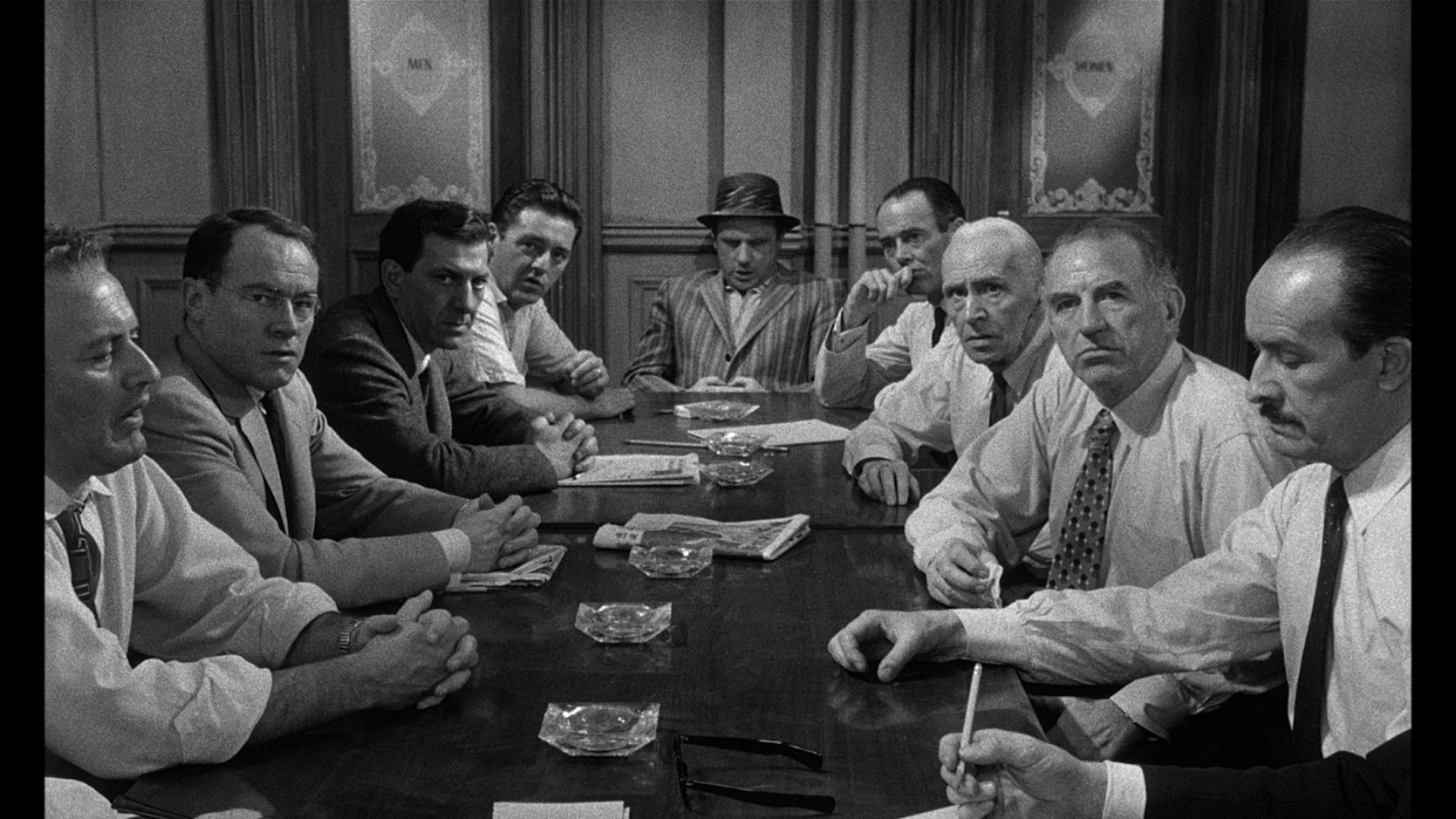 12 Angry Men HD Wallpaper Background Image 1920x1080 ID 1920x1080