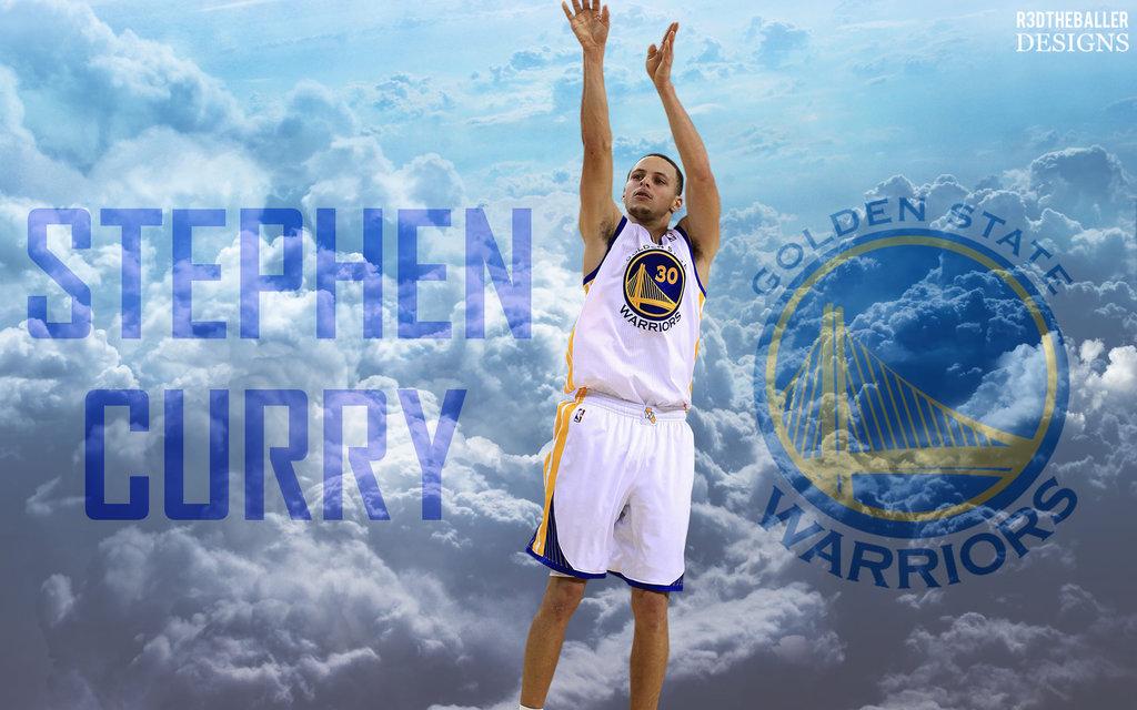 FunMozar Stephen Curry Splash Wallpaper 1024x640