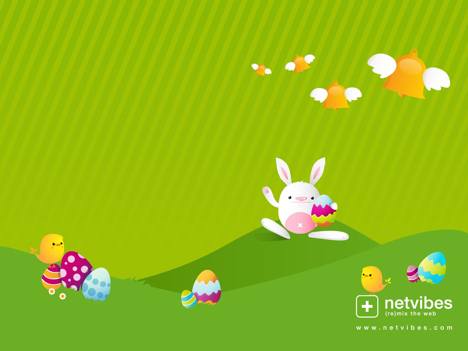 Easter bunies wallpapers Easter bunies stock photos 1600x1200