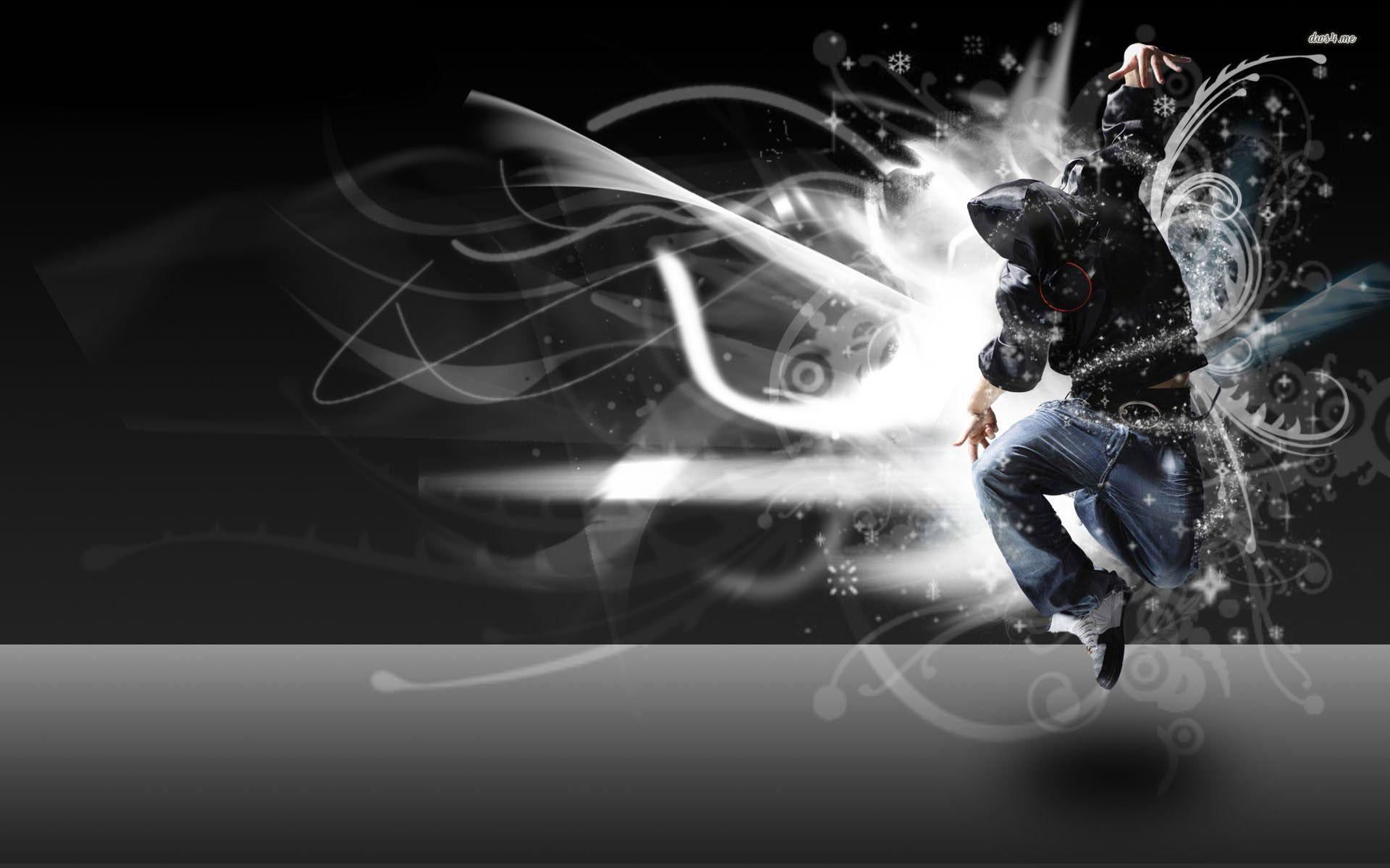 Hip Hop Dance Backgrounds 1920x1200