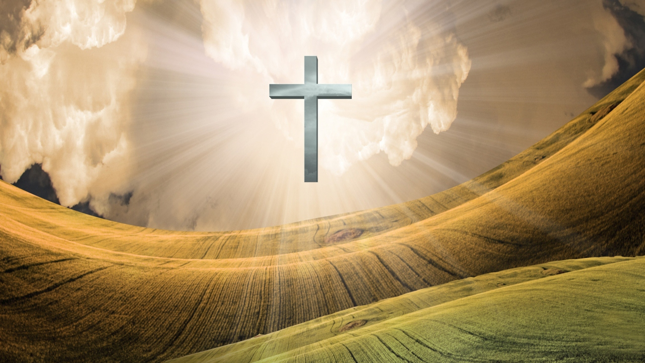 Wallpaper Christian Cross Symbol Widescreen photos Show Your Religion 1300x731