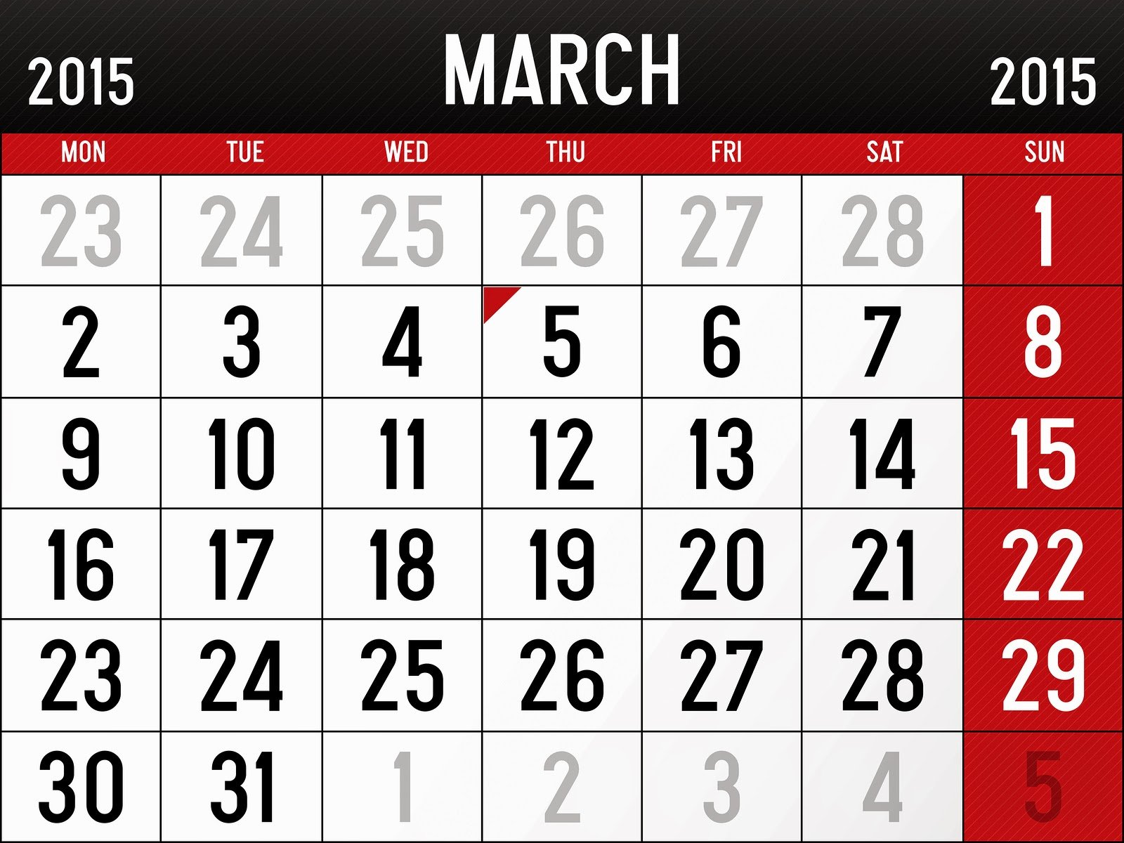 March 2015 Calendar Wallpaper Pictures and JPG GIF PNG Images Happy 1600x1200