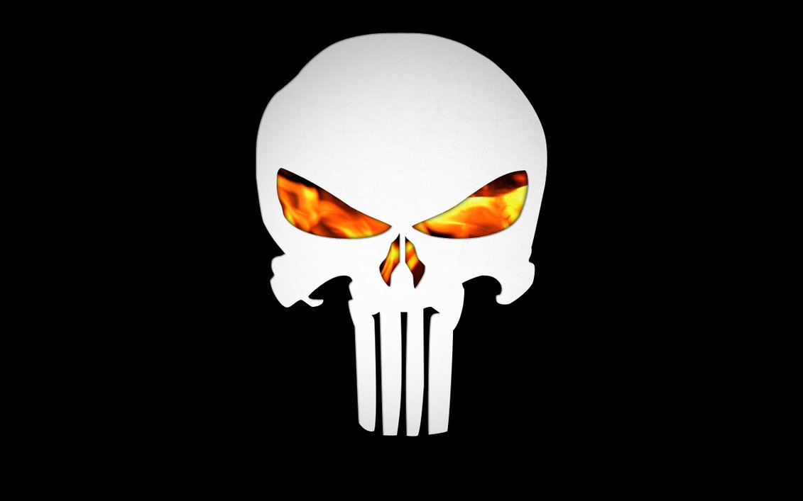 The Punisher Logo Wallpaper